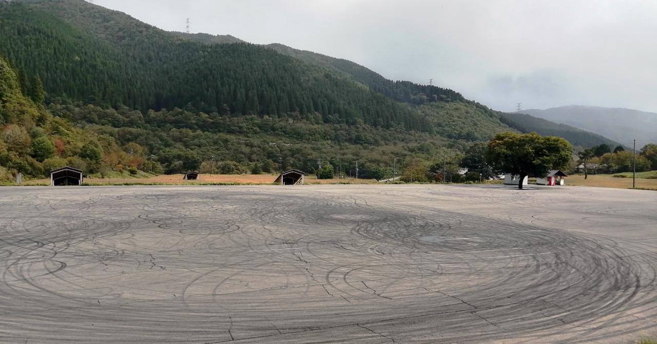 めいほう高原バイク練習場画像