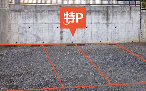 あきっぱなしの自宅駐車場を特P-とくぴー-にした副業収益モデル