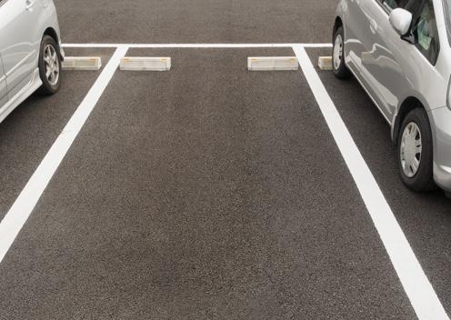 駐車場の空き状況を確認