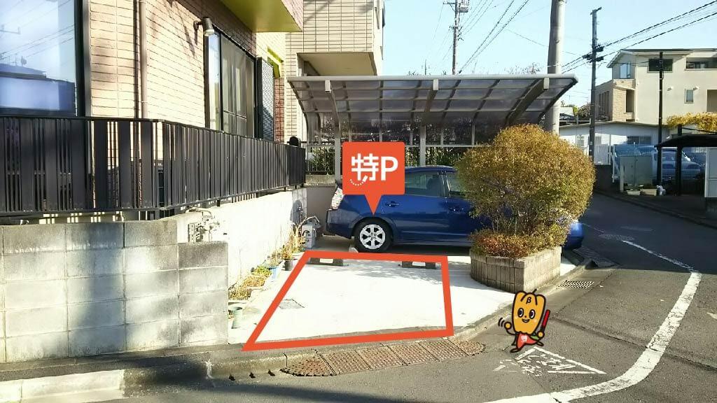 特Pの森野2-21-39駐車場
